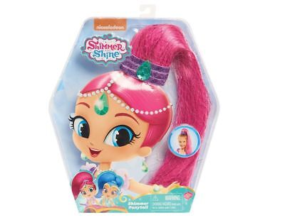 Nickelodeon Shimmer and Shine Shimmer Pink Ponytail