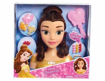 Disney Princesa Bella Styling Cabeza 14 Piece Parque Infantil & Accesorios segunda mano  Embacar hacia Argentina