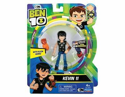 Używany, Ben 10 Action Figure - Kevin 11 - (Damaged Retail Packaging - See Pics) - 76131 na sprzedaż  Wysyłka do Poland