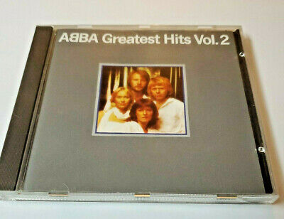 ABBA Greatest Hits Vol. 2 CD (Atlantic) Compilation 16009-2 Gimme! Dancing Queen