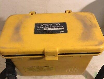 Dynatel 745 Subscriber Loop Tester 3m