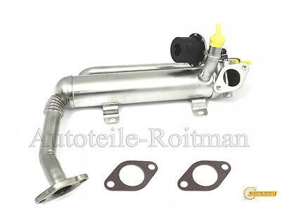 VW Audi 2.0TDI 1.9TDI AGR-Kühler 03G131512AD mit verstärkter Unterdruckdose neu  gebraucht kaufen  Bad Homburg