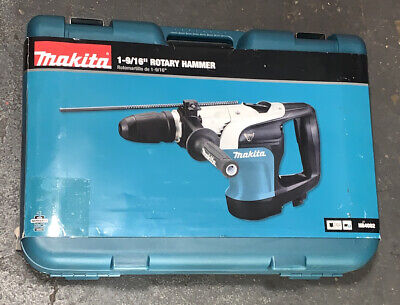 Makita Hr4002 1-916-inch 10.0 Amp 2500 Bpm Corded Sds-max Rotary Hammer