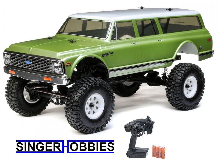 VATERRA 1/10 1972 Chevy Suburban Ascender-S 4WD RTR