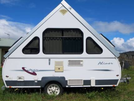 AVAN Aliner 2010-ready for beautiful camping spots Great Lakes Area Preview