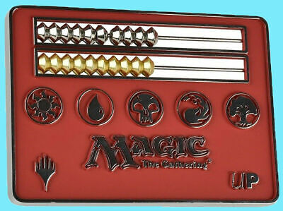 ULTRA PRO MTG ABACUS RED LIFE COUNTER NEW Magic The Gathering Mana Symbol 2018