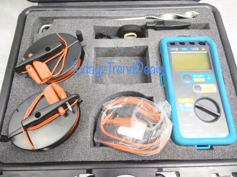 LEM NORMA Handy Geo Compact 3 Pole Earth Tester Kit