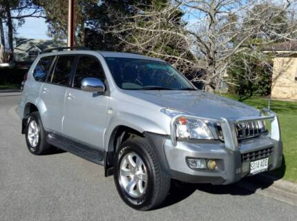 2009 Toyota Landcruiser Prado GXL (Diesel) - Excellent Condition Mount Barker Mount Barker Area Preview