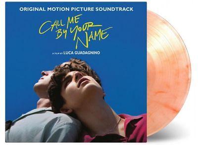 Call Me By Your Name Vinyl LP Soundtrack (PEACH EDITION) SUFJAN STEVENS