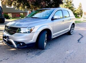 2015 Dodge Journey Crossroad - AWD Loaded