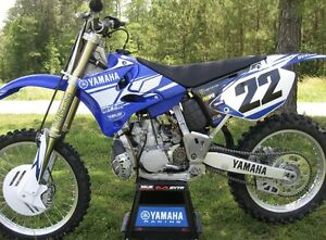 WANTED DIRTBIKE PROJECT