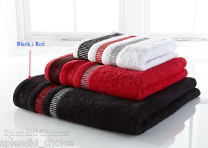 LUXURY EGYPTIAN COTTON TOWELS , HAND TOWEL, BATH TOWEL, BATH SHEET - 15 Colours