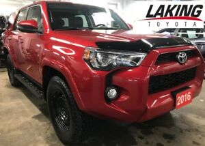 """2016 Toyota 4Runner SR5 4X4 3rd ROW SEATING """"OFF ROAD DELIGHT"""" C"""