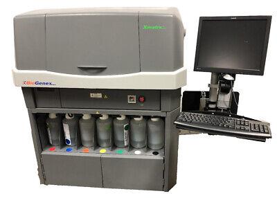 Biogenex Xmatrx-b Automated Slide Stainer Molecular Pathology Histology