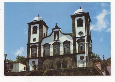 Funchal Madeira Igreja Do Montre 1971 Postcard 788b