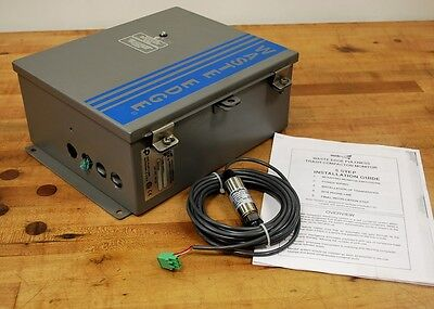 One Plus Corp.waste Edge 200-6001 Trash Compactor Monitor Wconnector And Cable