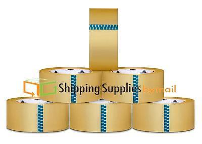 "36 Rolls Box Carton Sealing Packing Packaging Tape 2""x110 Ya"