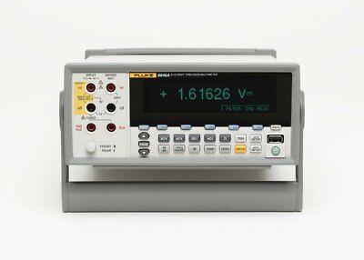Fluke 8846a Digital Multimeter 6.5 Digit Precision Benchsystem With Usb Port