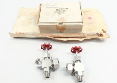 Ernst 8-ss Manual Stainless Water Gauge Valve 12in