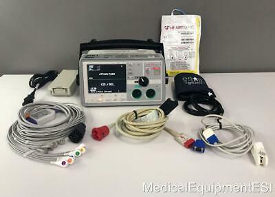Zoll E Series Biphasic 12 Lead Spo2 Nibp Etco2 Aed Pacing Aed Lockout