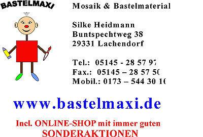 Bastelmaxi Mosaik Bastel Set´s