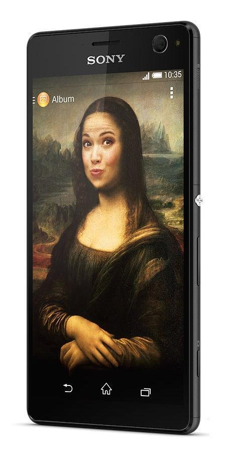 Sony Xperia C4 E5306 - 16GB - Black (Unlocked) Smartphone