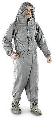 Surplus East German Nva Military Chemical Nbc Suit Size Lg Xl