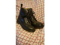Mock Dr. Martens Size 6. RRP £40