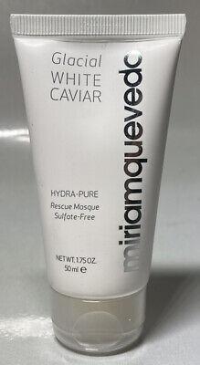 MIRIAM QUEVEDO Glacial White Caviar Hydra-Pure Rescue Mask 1.75oz Travel Size