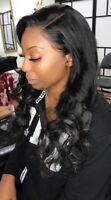 Custom Frontal and Closure Wig Maker