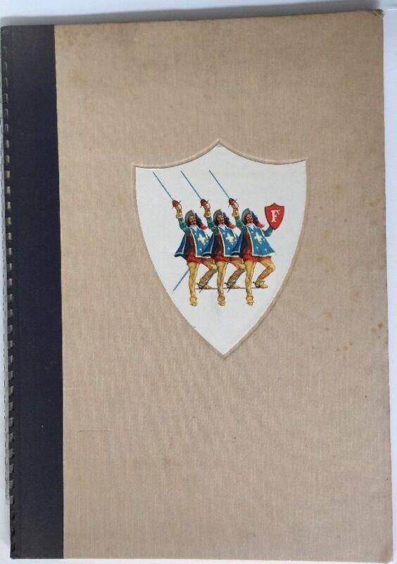 1941 Ad Book For Fleischmann