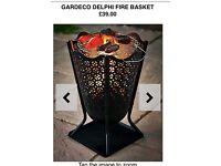 Gardeco Delphi fire basket