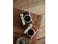 Instax Mini 90 NEO Classic Camera with 10 Shots - Black