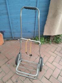 Waste water trolley