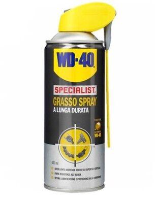 WD40 SPECIALIST - GRASSO SPRAY LUNGA DURATA 400ml