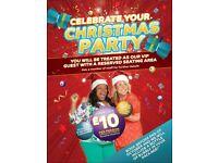 Christmas Parties at Gala Bingo Fenton & Hanley