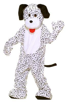 Dalmatian Dog Adult Mascot Costume - Dalmatian Adult Costume