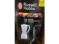 White Russell Hobbs blender