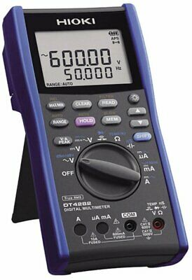Hioki Dt4282 Digital Multimeter High-end Model