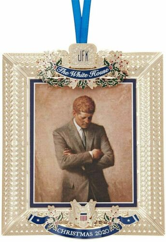 Official 2020 White House Historical Association Christmas Ornament