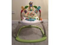 EXCELLENT Condition Space Saver Jumperoo
