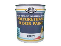 Industrial workshop garage floor paint 20 L in grey for inside and outside 07482 246397. No offers.
