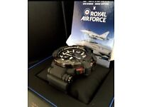 RAF Limited Edition Casio G Shock Watch