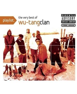 Playlist: The Very Best of [ Wu-Tang Clan ] Explicit - Compilation tracks