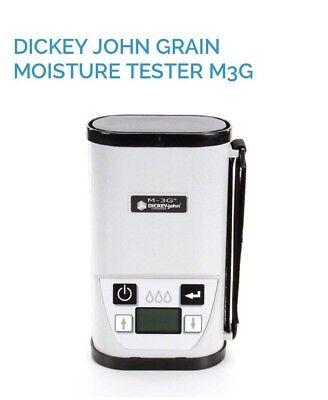 Dickey - John M3g Grain Moisture Tester Corn Wheat Soybeans Combine Deere Ih