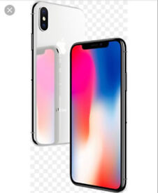 WANTED iPhone X. Unlocked or on ee £600