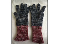 Burton Men's Wear London gloves good condition (can post)