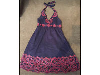 New look size 8 dress can post
