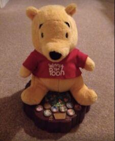 Winnie the Pooh storyteller