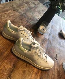 Adidas Stan smith trainers - like new - Size 5 / 38